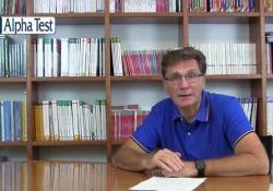 Test di Medicina 2019: «Non perdete tempo con i quesiti complicati» Tre consigli di Stefano Bertocchi per ottenere il massimo punteggio: non andate in ordine, tralasciate quello che non sapete e se avete il dubbio tra due risposte, tirate a indovinare - Corriere Tv