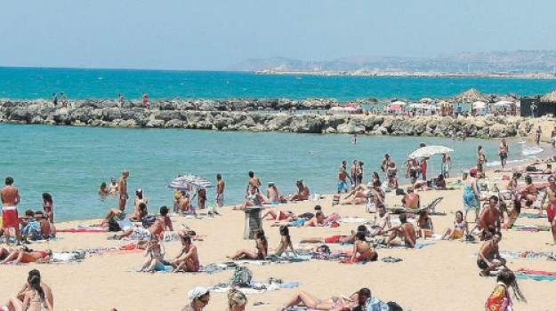 turismo, Agrigento, Economia
