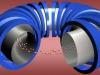 Rappresentazione grafica della macchina sperimentale per la fusione nucleare Dtt (fonte: Enea/DTT)