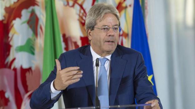 commissione europea, Paolo Gentiloni, Ursula von der leyen, Sicilia, Mondo