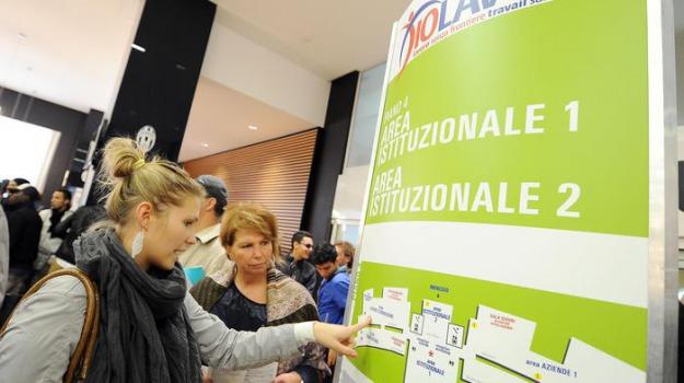 disoccupazione, Sicilia, Economia