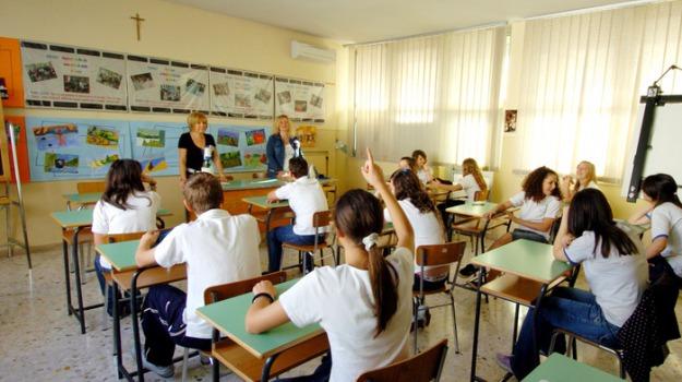 LAVORO, scuola, Trapani, Economia