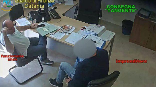 anas, corruzione, Catania, Cronaca