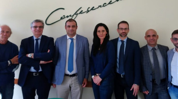 commercio, Palermo, Economia