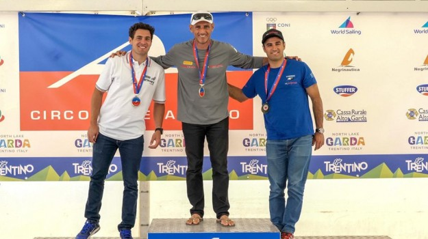 Triathlon, vela classe Moth, Palermo, Sport