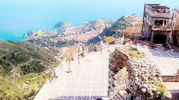 borgo dei borghi, castelmola, Messina, Cultura