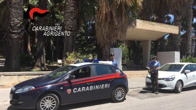 licata, rapina, Agrigento, Cronaca