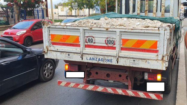 polizia municipale, rifiuti, Palermo, Cronaca