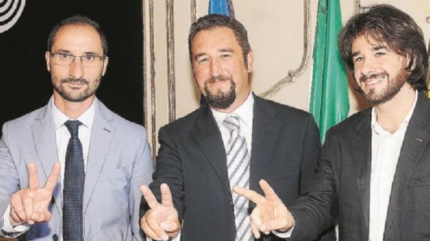 ars, m5s, Francesco Cappello, Giampiero Trizzino, Sicilia, Politica