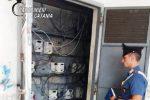 Catania, famiglie allacciate alla rete elettrica pubblica: 10 denunce