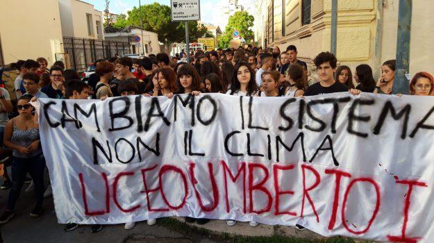 clima, sciopero, Greta Thunberg, Sicilia, Cronaca