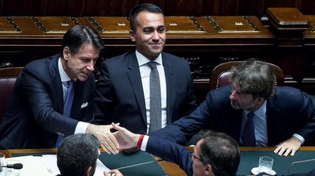governo, Giancarlo Cancelleri, Giorgio Trizzino, Sicilia, Politica