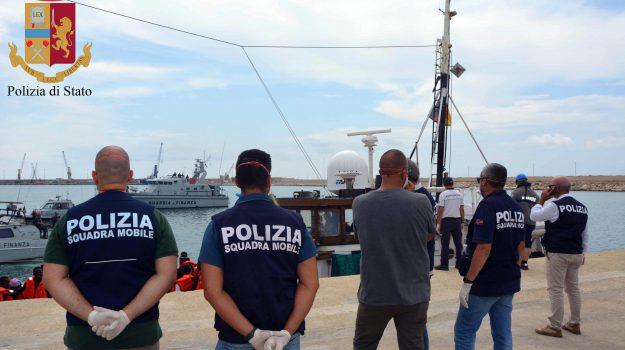 migranti, nave eleonore, Ragusa, Cronaca