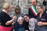 Floresta festeggia i 100 anni di nonna Filippa