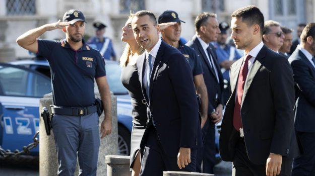 commercio, governo, Luigi Di Maio, Sicilia, Politica