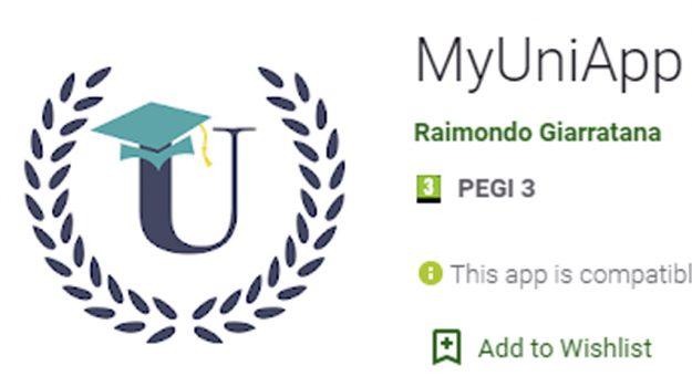app, ristorazione, università, Sicilia, Tecnologia