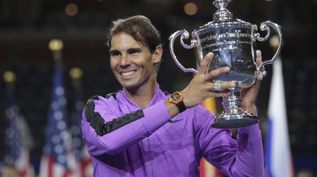Us Open, Rafa Nadal, Sicilia, Sport
