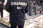 Carenze igienico sanitarie, chiuso il mercato ittico di Acitrezza