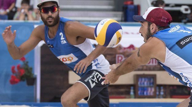 beach volley, olimpiadi, Daniele Lupo, Paolo Nicolai, Sicilia, Sport