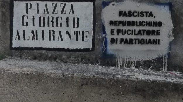 vandalismo, Trapani, Politica