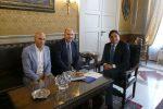 """Catania, sindaco incontra presidente nazionale Pro Loco: """"Piano per promuovere la città"""""""