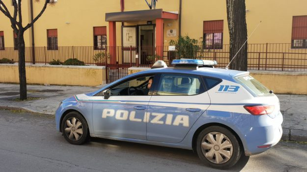 polizia, rapina, Palermo, Cronaca
