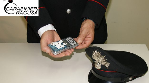 carabinieri, droga, Ragusa, Cronaca