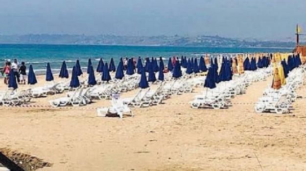 menfi, spiagge, Agrigento, Cronaca