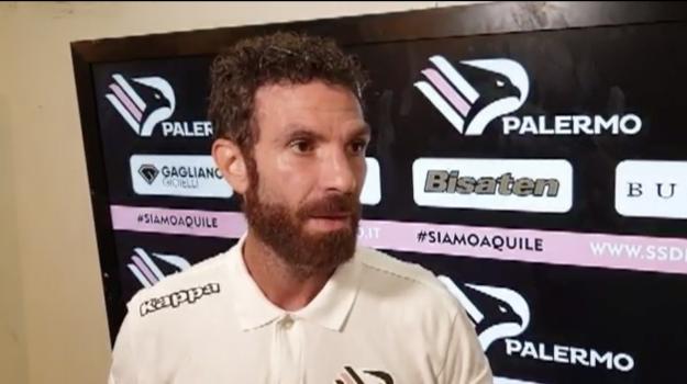 palermo calcio, Gianni Ricciardo, Palermo, Calcio