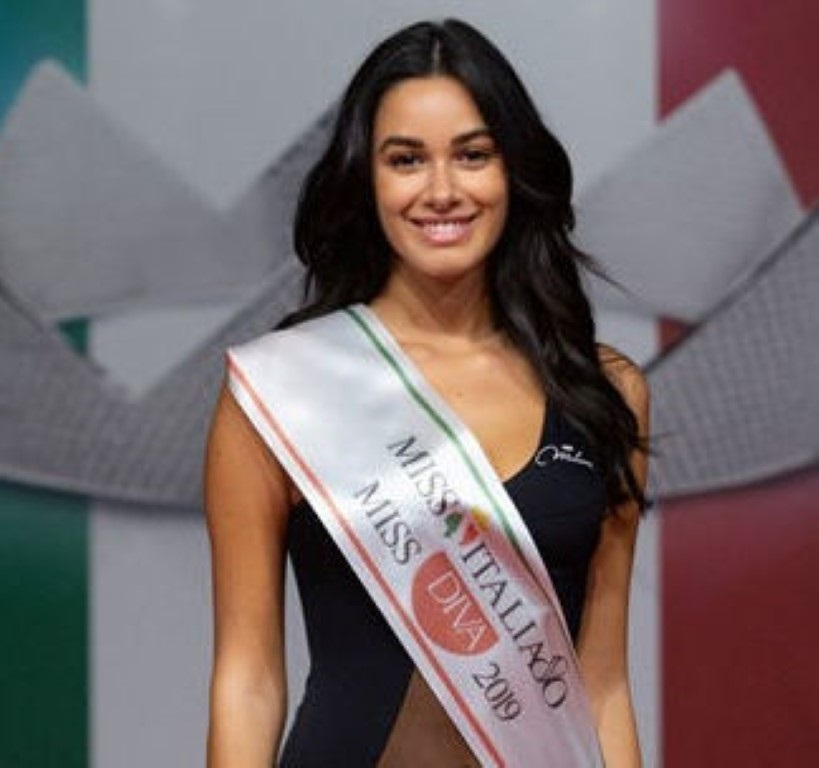 Miss Italia 2019, Serena Petralia: