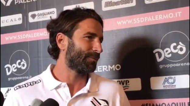 palermo calcio, Ferdinando Sforzini, Palermo, Calcio
