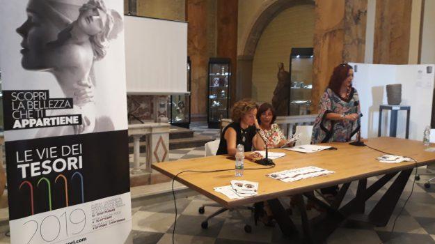 Le vie dei tesori, visite, Messina, Cultura