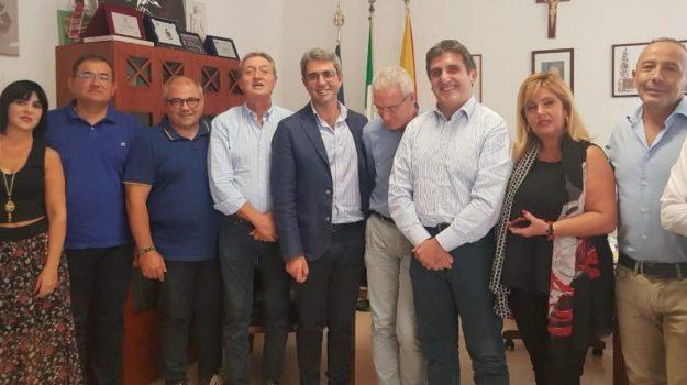 salemi, Domenico Venuti, Trapani, Economia