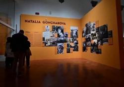 A Firenze la prima mostra monografica italiana su Natalia Goncharova In mostra a Palazzo Strozzi oltre 130 opere - Ansa
