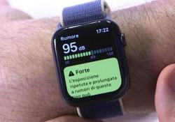 Apple Watch Series 5: la recensione   Schermo sempre attivo e ti avvisa se c'è troppo rumore - CorriereTV