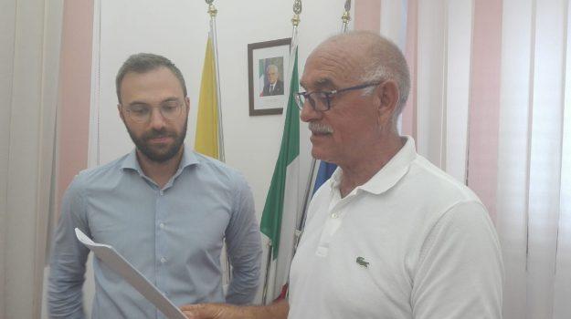 aggressione, Alcamo, Domenico Surdi, Giuseppe Campo, Trapani, Cronaca