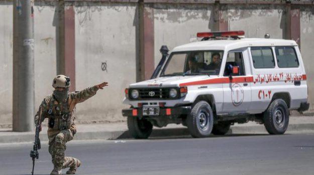 afghanistan, attentato, Sicilia, Mondo