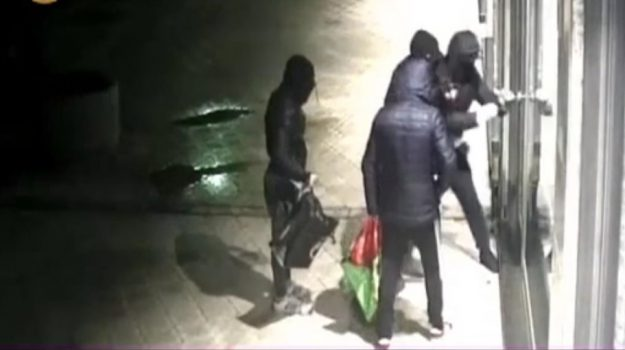 polizia, rapine, Palermo, Cronaca