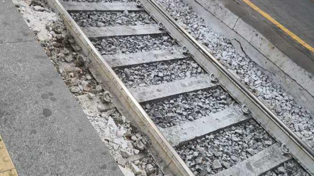 ferrovie, palermo trapani, Sicilia, Cronaca
