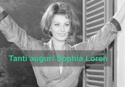 Buon compleanno Sophia Loren La diva compie 85 anni ed è ancora oggi l'icona di bellezza italiana per eccellenza - Ansa