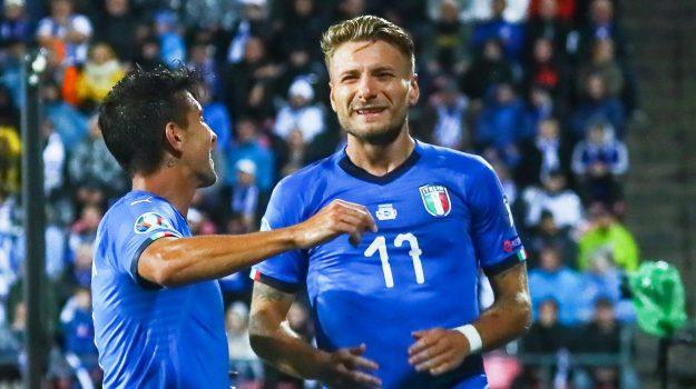nazionale, Roberto Mancini, Sicilia, Calcio