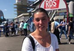 «Come erano difficili le domande di logica» Prime impressioni all'uscita dal test di medicina a Milano - Corriere Tv