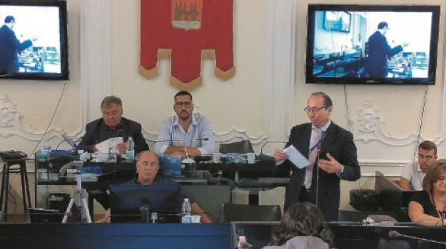 comuni, Fabio Bongiovanni, Trapani, Politica