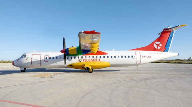 aerei, Dat airlines, Agrigento, Economia