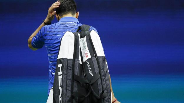 Tennis, Novak Djokovic, Sicilia, Sport