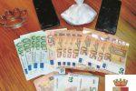 Sorpresi con 80 grammi di cocaina, due arresti a Niscemi