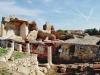 Porto Torres, il Sì tra i resti romani