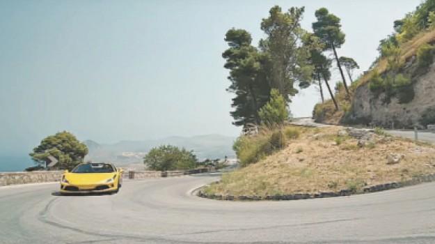 auto, Ferrari, Trapani, Società