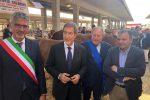 Ragusa, Musumeci inaugura la Fiera Mediterranea