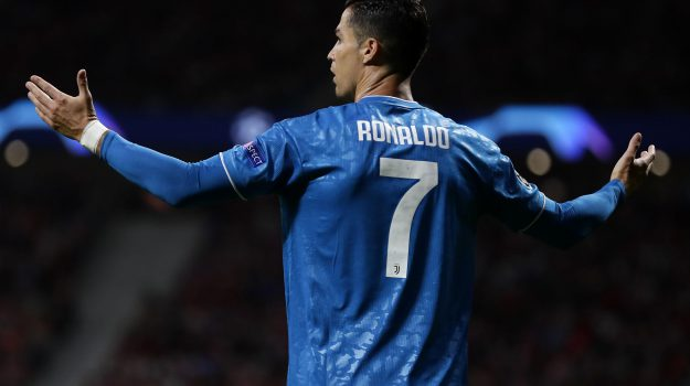 champions league, Juventus, Cristiano Ronaldo, Sicilia, Calcio